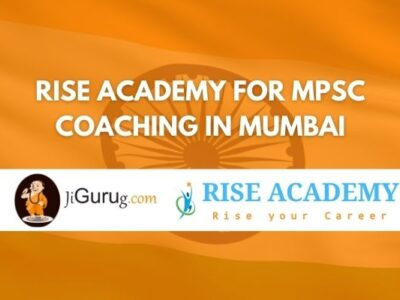 Rise Academy for MPSC Coaching in Mumbai Review