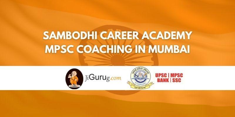 Sambodhi Career Academy MPSC Coaching in Mumbai Review
