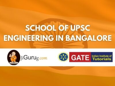 School Of UPSC Engineering in Bangalore reviews