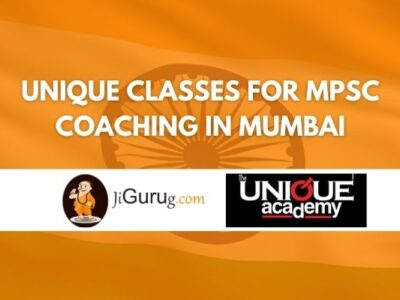 Unique Classes for MPSC Coaching in Mumbai Review
