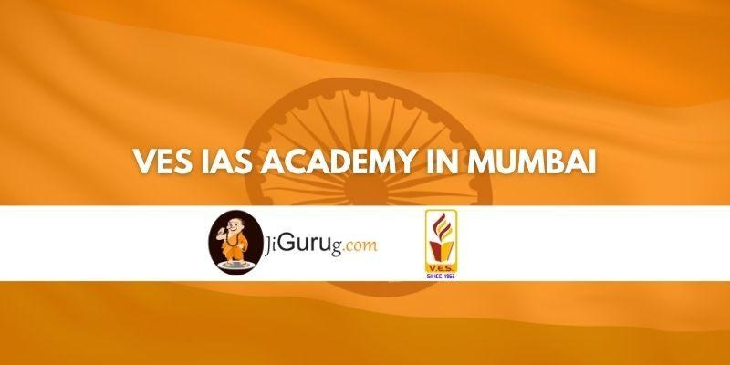 VES IAS Academy in Mumbai Review