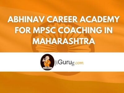 Abhinav Career Academy for MPSC Coaching in Maharashtra Review