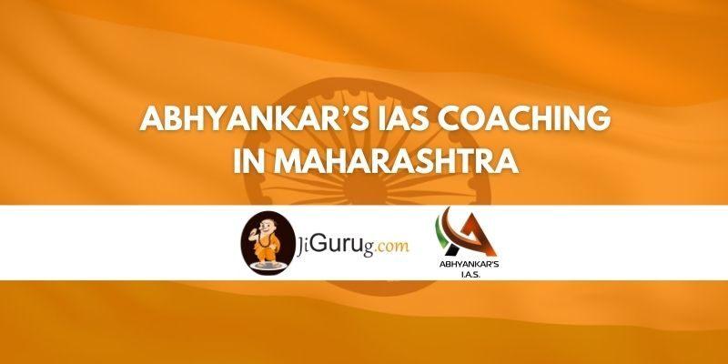 Abhyankar's IAS Coaching in Maharashtra Review