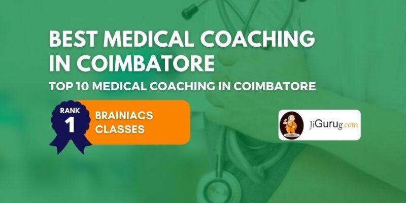 Top NEET Coaching in Coimbatore