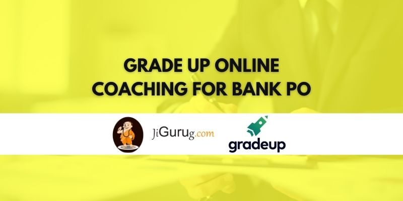 Grade up Online Coaching for Bank PO Review