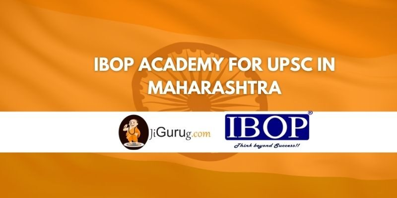 IBOP Academy for UPSC in Maharashtra Review