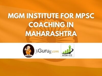 MGM Institute for MPSC Coaching in Maharashtra Review