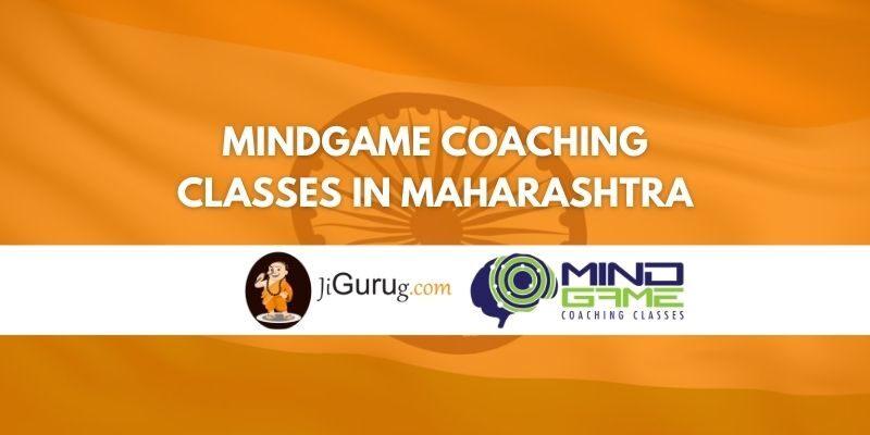 MindGame Coaching Classes in Maharashtra Review