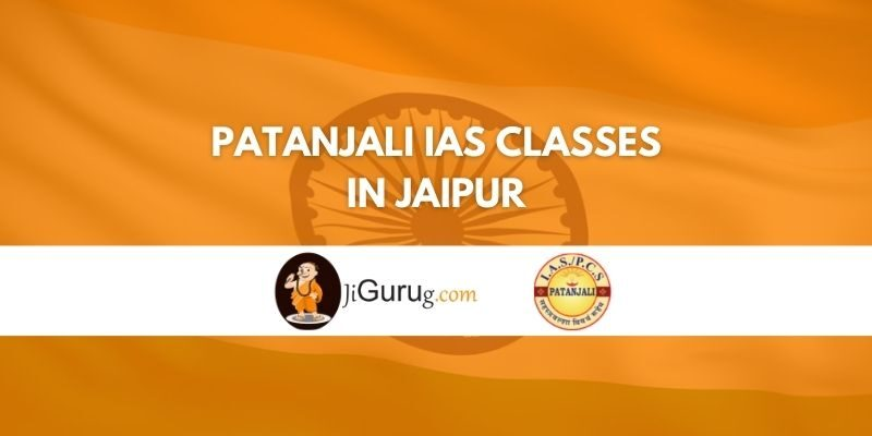 Patanjali IAS classes in Jaipur Review