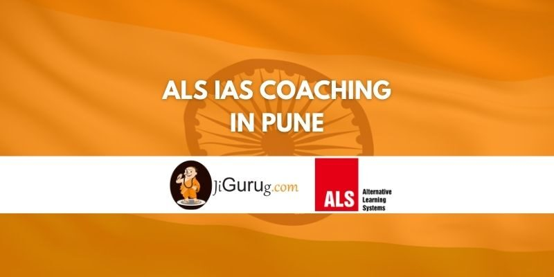 Review of ALS IAS Coaching in Pune