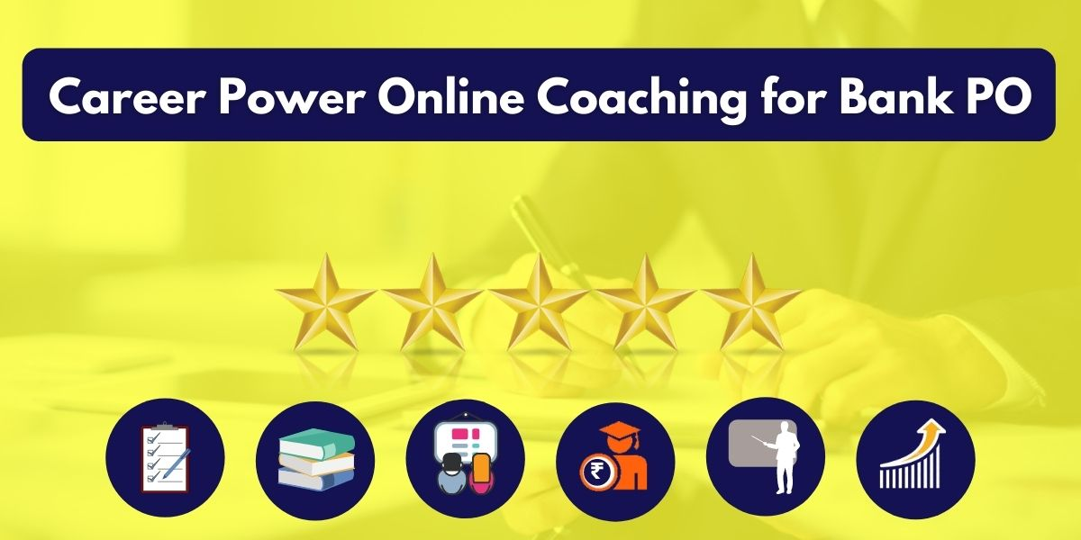 Review of Career Power Online Coaching for Bank PO