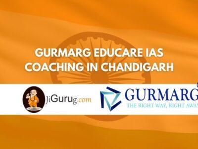 Review of Gurmarg Educare IAS Coaching in Chandigarh