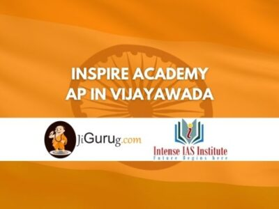 Review of Inspire Academy AP for Bank PO in Vijayawada