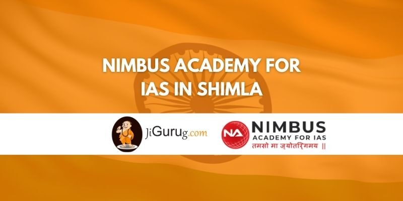 Review of Nimbus Academy for IAS in Shimla