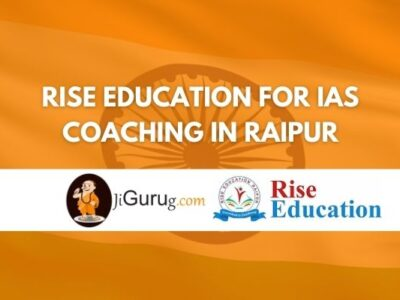 Review of Rise Education for IAS Coaching in Raipur