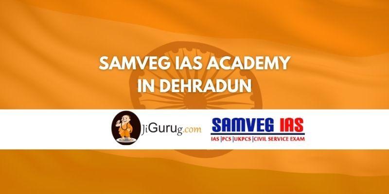 Review of Samveg IAS Academy in Dehradun