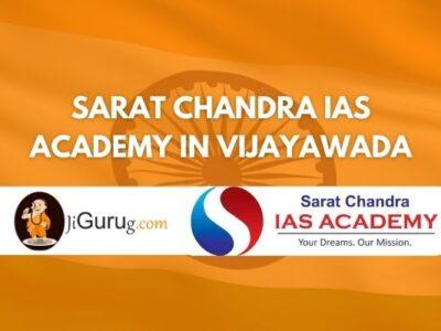 Review of Sarat Chandra IAS Academy in Vijayawada Review