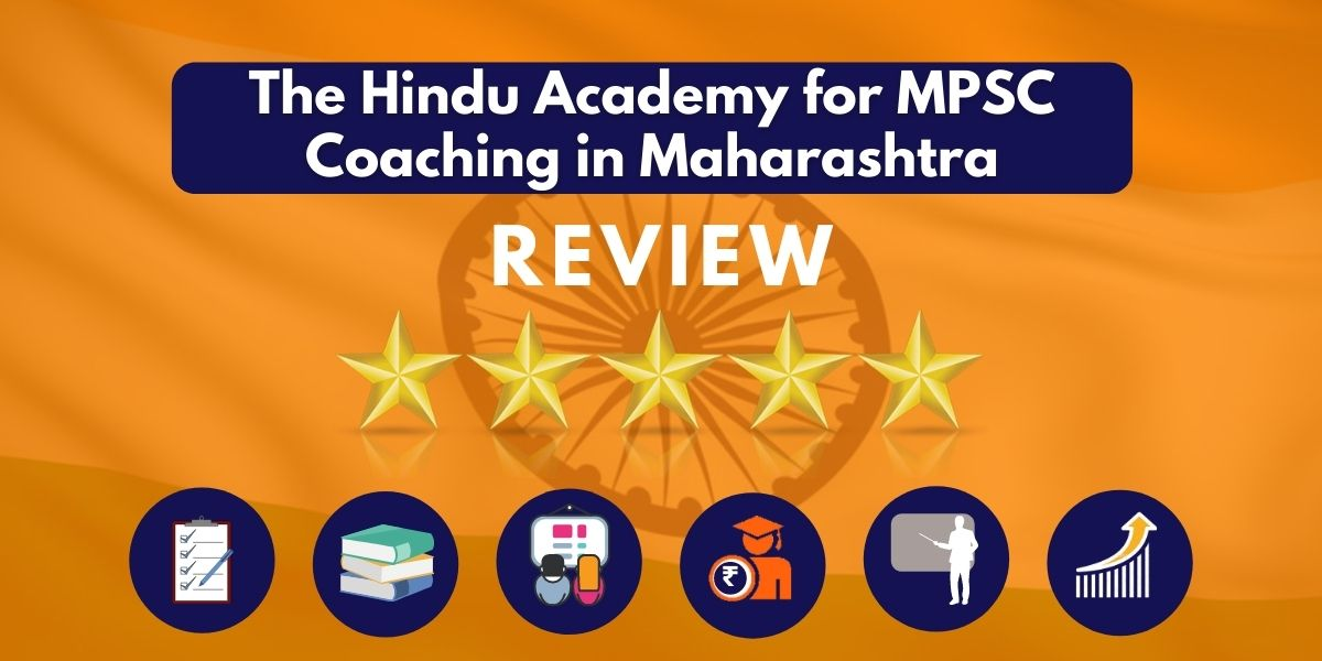 Review of The Hindu Academy for MPSC Coaching in Maharashtra