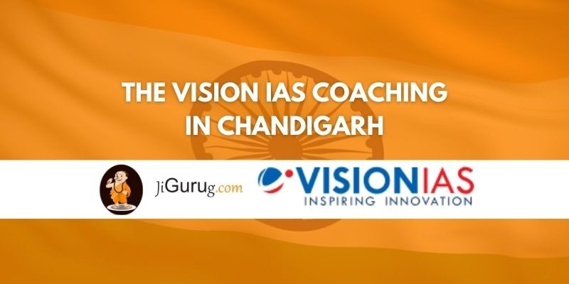 Review of The Vision IAS Coaching in Chandigarh