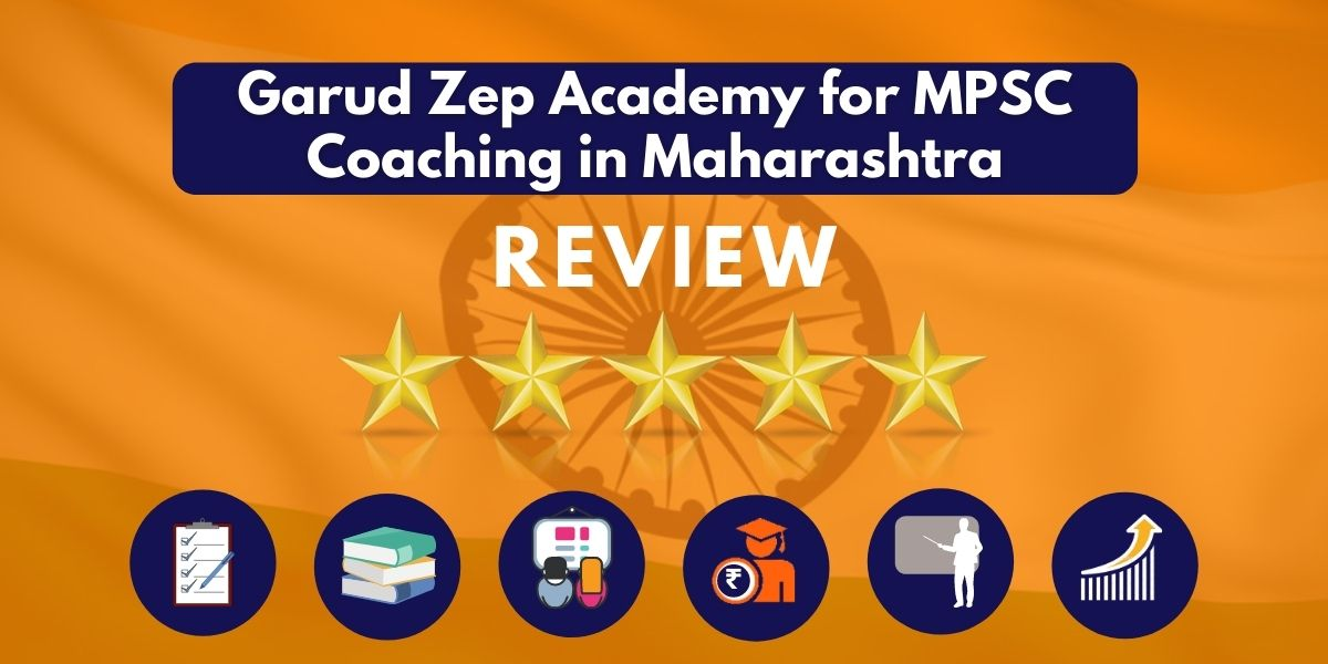 Review of The Yash Academy for MPSC Coaching in Maharashtra