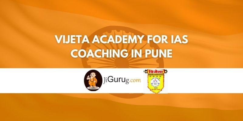 Review of Vijeta Academy for IAS Coaching in Pune