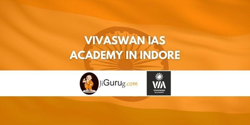 Review of Vivaswan IAS Academy in Indore