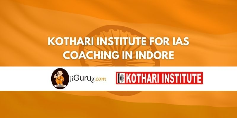 Reviews of Kothari Institute for IAS Coaching in Indore