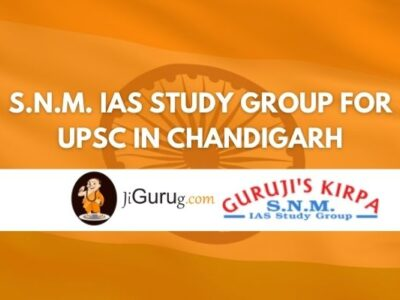 Reviews of S.N.M. IAS Study Group for UPSC in Chandigarh