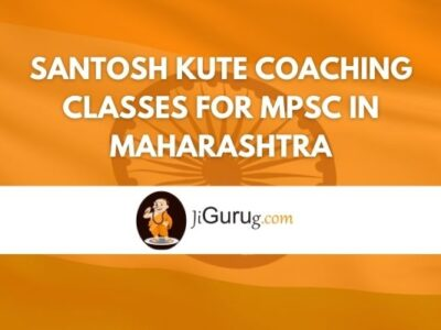 Santosh Kute Coaching Classes for MPSC in Maharashtra Review