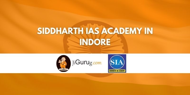 Siddharth IAS Academy in Indore Review
