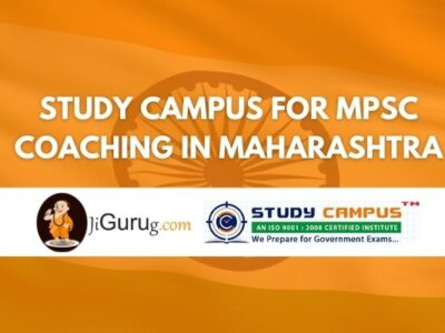 Study Campus for MPSC Coaching in Maharashtra Review