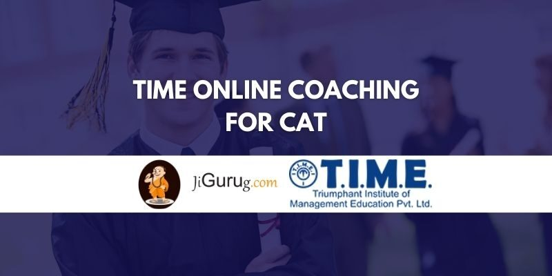 TIME Online Coaching for CAT Review