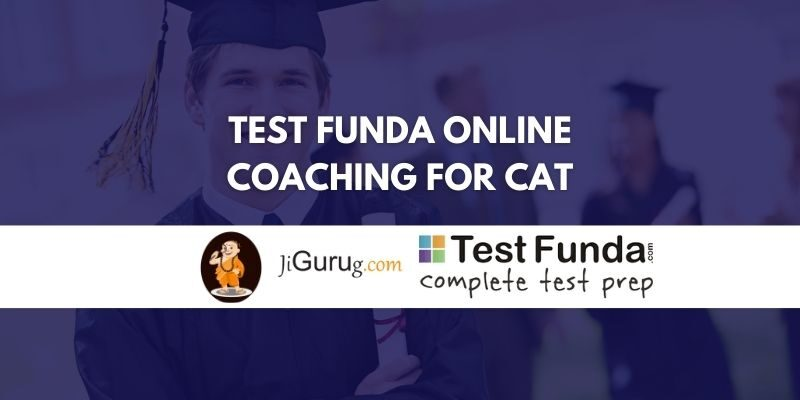 Test Funda Online Coaching For CAT Review