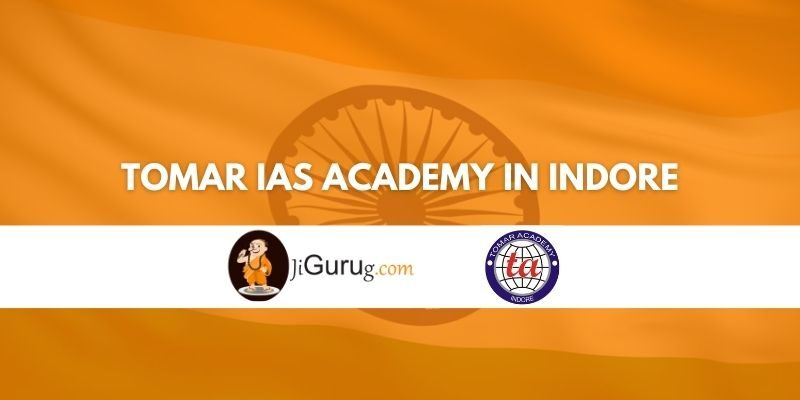 Tomar IAS Academy in Indore Review