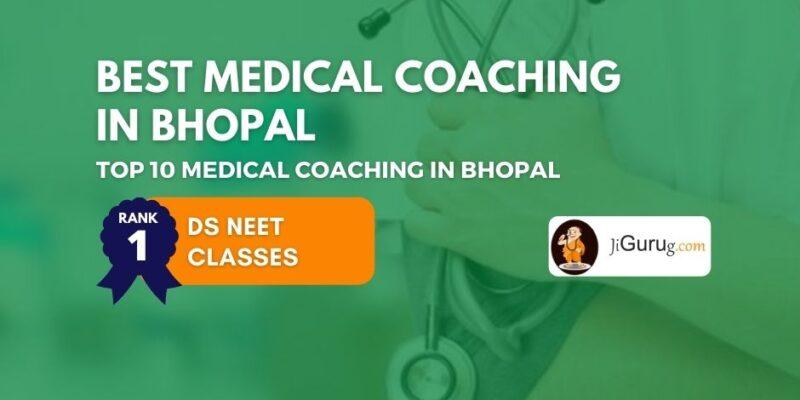 Top NEET Coaching in Bhopal