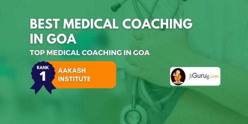 Top NEET Coaching in Goa