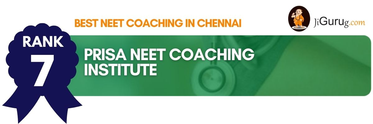 Top NEET Coaching in Chennai