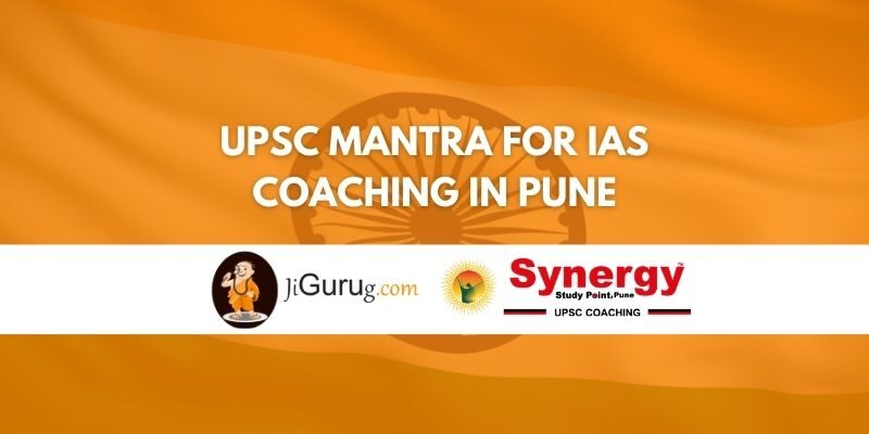 UPSC Mantra for IAS Coaching in Pune Review