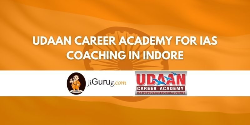 Udaan Career Academy for IAS Coaching in Indore Review