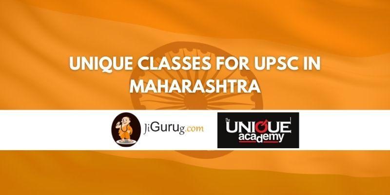 Unique Classes for UPSC in Maharashtra Review