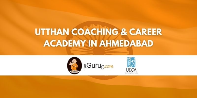 Utthan Coaching & Career Academy in Ahmedabad Review
