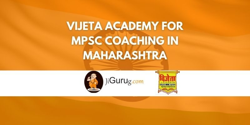 Vijeta Academy for MPSC Coaching in Maharashtra Review