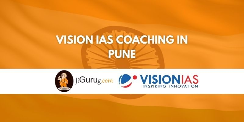 Vision IAS Coaching in Pune Review