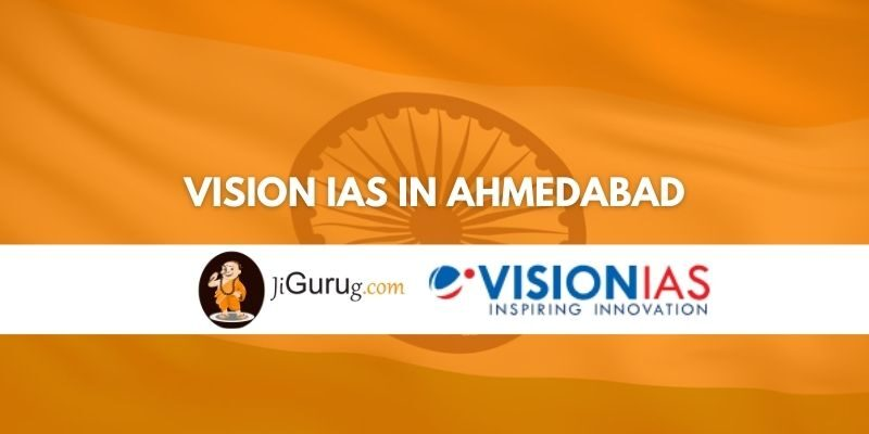 Vision IAS in Ahmedabad Review