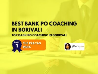 Best Bank PO Coaching in Borivali