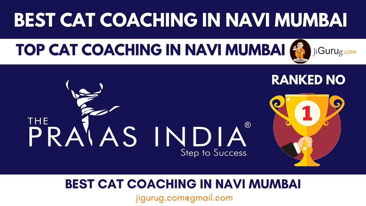 Best CAT Coaching Institutes in Navi Mumbai