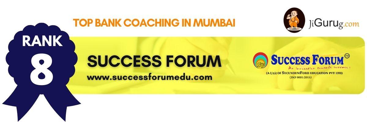 Top Bank PO Coaching in Mumbai
