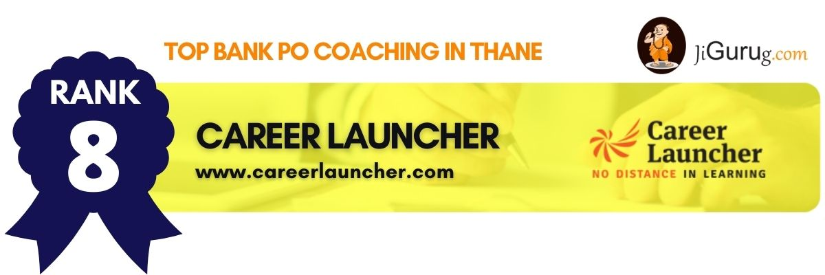 Best Bank PO Coaching in Thane