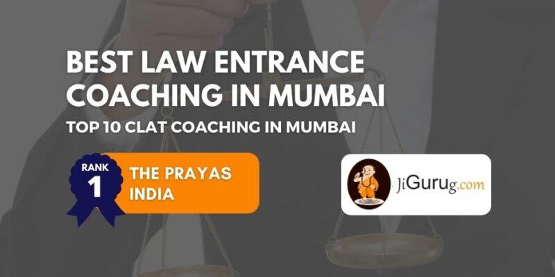 Best CLAT Coaching in Mumbai