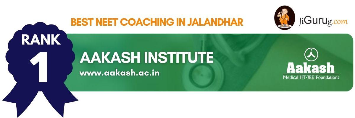 Best NEET Coaching in Jalandhar